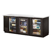Back-Bar-Refrigerator